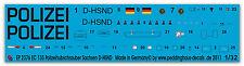 Peddinghaus 2376 1/32 EC 135 Polizeihubschrauber Sachsen D-HSND