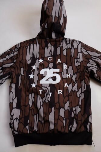 Jacket Xs € Carhartt Taille Trebark Xxv camo bianco Veste Val 250 Active qnEpFBSS8