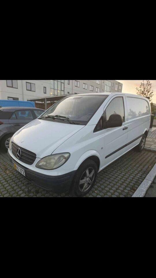 Mercedes, Vito 109, 2,2 CDi kort