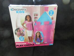 Image is loading Discovery-Kids-Indoor-and-Outdoor-Princess-Play-Castle- & Discovery Kids Indoor and Outdoor Princess Play Castle kids ...