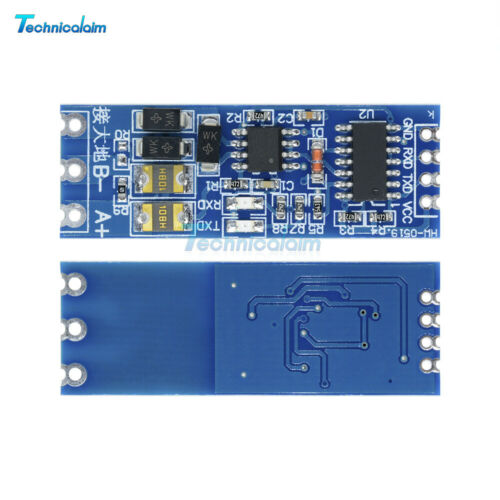 Stable UART Serial Port To RS485 Converter Function Module RS485 To TTL Module