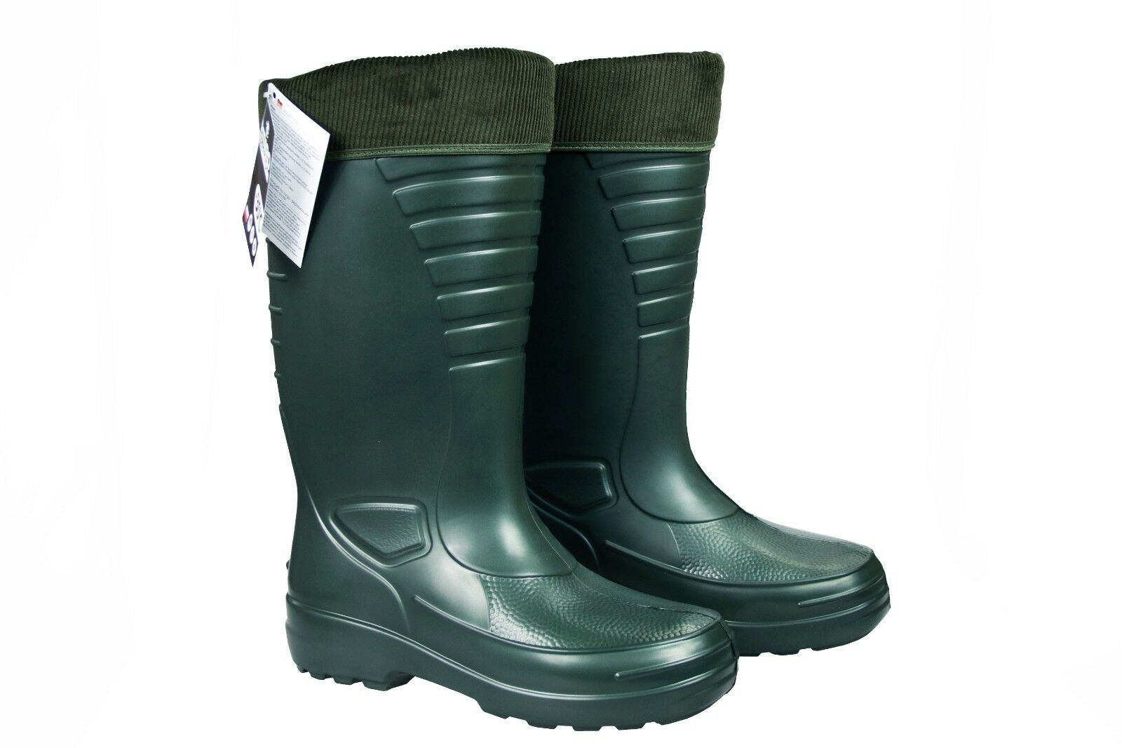 Lemigo Eva Winter Boots Fishing Boots Wellies Thermal Boots Ultra Lightweight