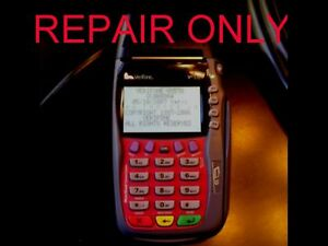 Details about REPAIR YOUR VeriFone Vx570 (TAMPER and PassWord)