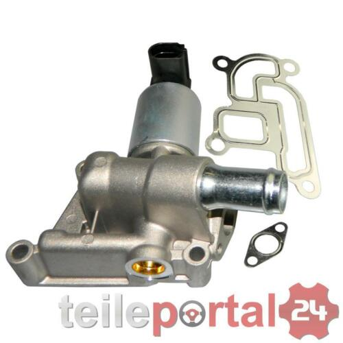 Agr válvula para Opel Corsa C D Astra G h 44kw 59kw 66kw nuevo