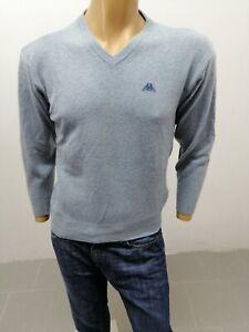 Maglione-KAPPA-Uomo-Taglia-Size-L-Sweater-Man-Pull-Homme-P-7103