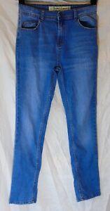 Ragazzi-Blu-Primark-Barbuto-Denim-Jeans-Skinny-regolabili-in-vita-eta-11-12-anni