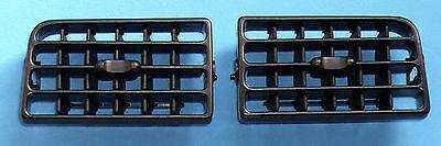 Instrument Panel Vent Louvre Kit L&R   92-95 Tracker Sidekick   Genuine OEM NEW!