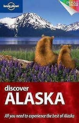 Discover Alaska (Lonely Planet Discover Guides)-ExLibrary
