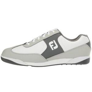 dcd7aba93fcc53 NEW! FootJoy [11] Medium Men's Greenjoys SPIKELESS Golf Shoes Size ...