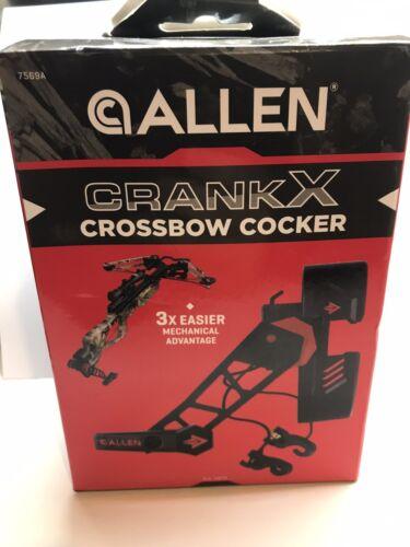 Allen crankx Crossbow Cocker Ambidextre Poignée de démarrage SYSTÈME D/'ARMEMENT Appareil