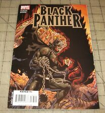 Black Panther #33 February 2008 Marvel Comics Hudlin Divito