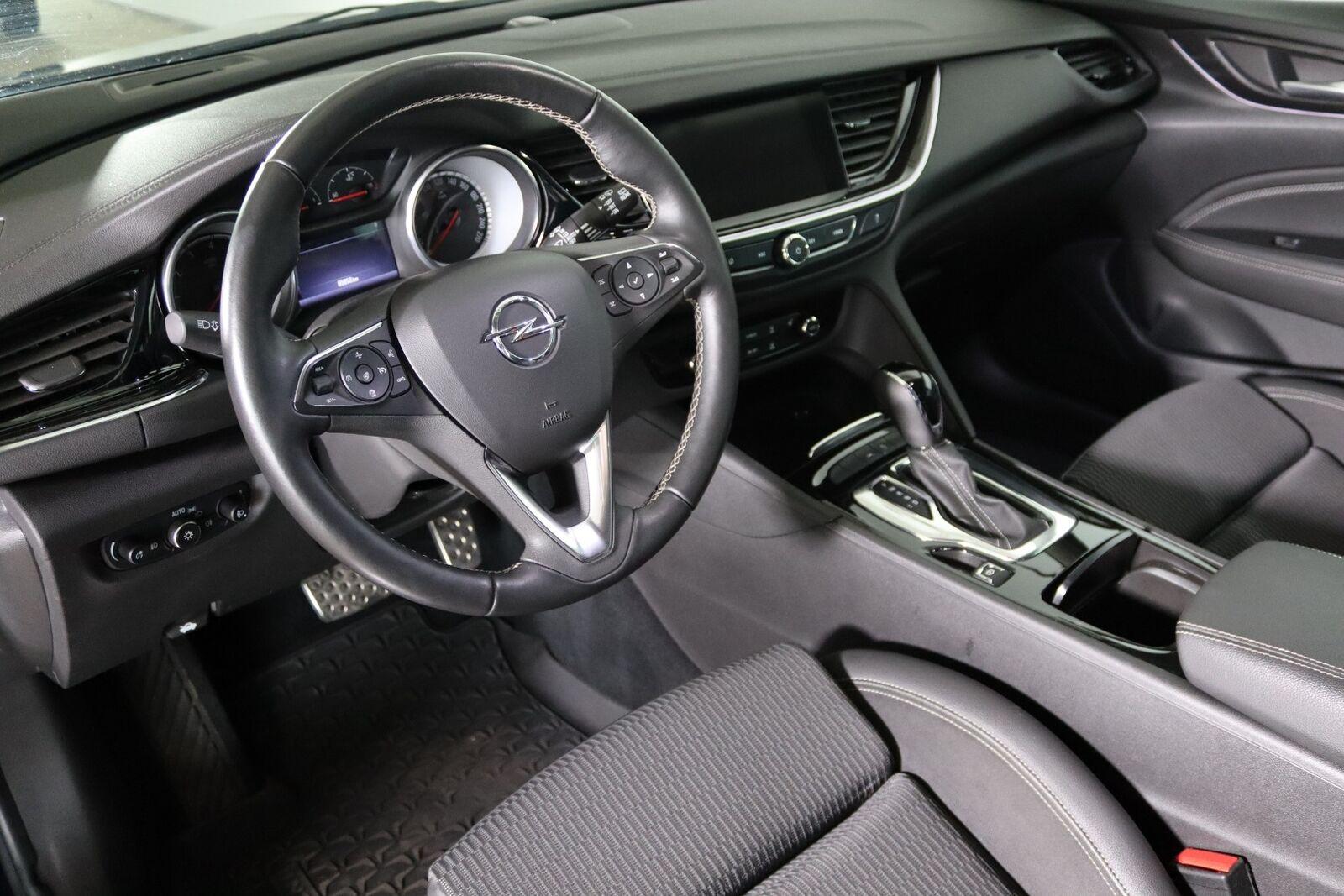 Opel Insignia 1,5 T 165 Dynamic ST aut. - billede 5
