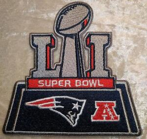 Super-Bowl-LI-51-New-England-Patriots-Iron-On-Embroidered-Patch