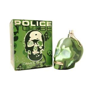 Police-To-Be-Camouflage-Edt-Eau-de-Toilette-Spray-for-Men-125ml-NEU-OVP