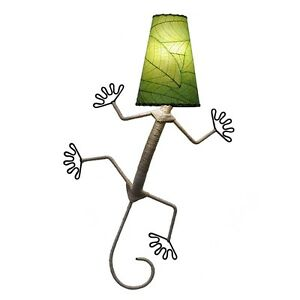 Unique Sustainable Lighting - Eangee Home Design Gecko Sconce ...