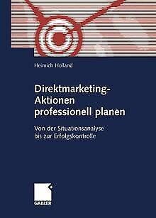 Direktmarketing-Aktionen professionell planen. Von ... | Buch | Zustand sehr gut