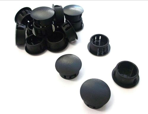 Round end Pack of 6 *Top Quality! Domed blanking grommets 19.0mm Caps