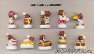 Feves New Les Ours Gourmands An782 2013 Ar 8ezli80y-07214030-912217039