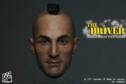 Figure Box 1//6 Scale Taxi Driver Costume Set For Hot Toys Narrow Shoulder Body