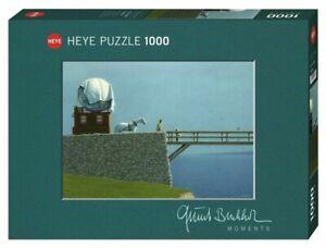 Puzzle-de-034-Heye-034-Quint-Buchholz-Tableau-Illustration-1000-Pieces-Neuf