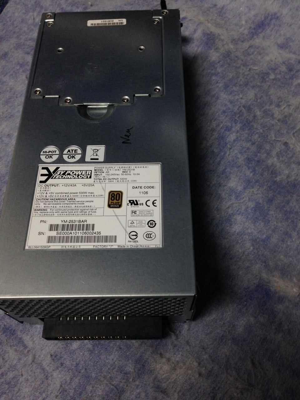 Natrliche Zutaten Sales Von Ym-2531b Cp-ym-2531bar 9373cpsu-0010 ...
