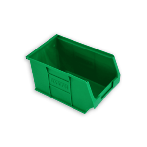 Various Colours Size 3-240x150x132mm Small Parts Storage Bin