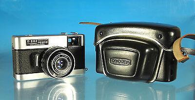 Dacora D 202 rapid mit dignar Anastigmat Photographica vintage camera - (18644)