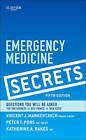 Emergency Medicine Secrets by Vincent J. Markovchick, Katherine A. Bakes, Peter T. Pons (Paperback, 2011)