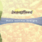 More Earthly Designs by Honeyflood (CD, Oct-2002, Rockacado Records)