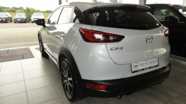Mazda CX-3 2,0 Sky-G 120 Optimum aut. - billede 3