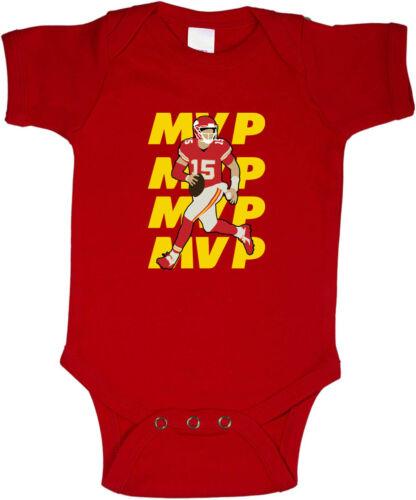 "Patrick Mahomes Kansas City Chiefs Showtime /""MVP/"" T-Shirt"
