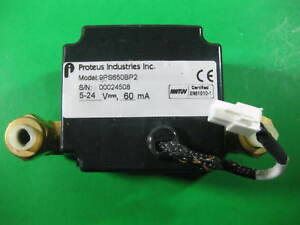 Proteus Industries 5-24V, 60mA 9PS650BP2 Used