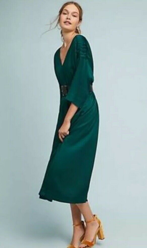 Regency Dress Größe S Fits M By The Odells NWT Rare Fabulous Retail