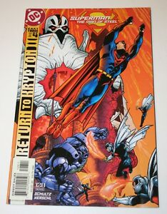 Superman-The-Man-of-Steel-Comics-September-2002-Issue-128-Comic-Book