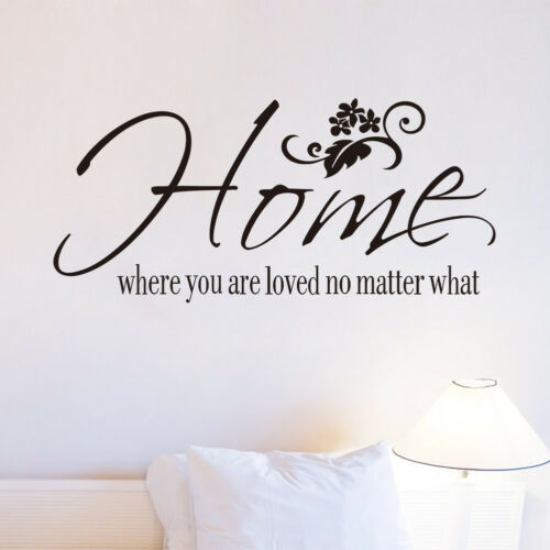 Home Decor Wall Stickers Room Art Vinyl Decal DIY Removable Mural Bedroom Hall