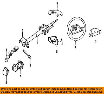 New OEM Ford Medium Heavy Truck Upper Steering Gear Shaft