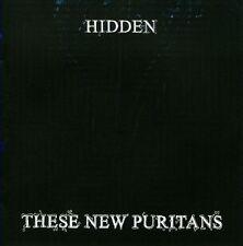 These New Puritans Hidden CD