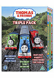 1 of 1 - Thomas And Friends - All Aboard With The Steam Team/It's Great To Be An Engine/P