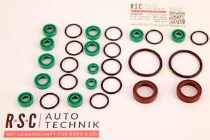 Dichtsatz-fuer-alle-Hydraulikzylinder-Verdeck-Mercedes-Benz-SL-R129-1989-2001