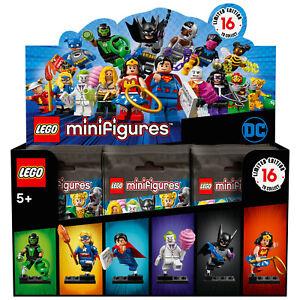 LEGO-DC-Super-Heroes-Minifigures-NEW-2020-SEALED-71026-Flash-Batman-Joker-SALE