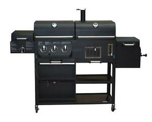 gas holzkohle grill grillwagen holzkohlegrill bbq smoker barbeque tucson ebay. Black Bedroom Furniture Sets. Home Design Ideas