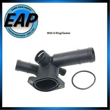 For 1999-2006 VW Golf Jetta 2.0L 4cyl Water Coolant Hose Flange Coupler Neck NEW