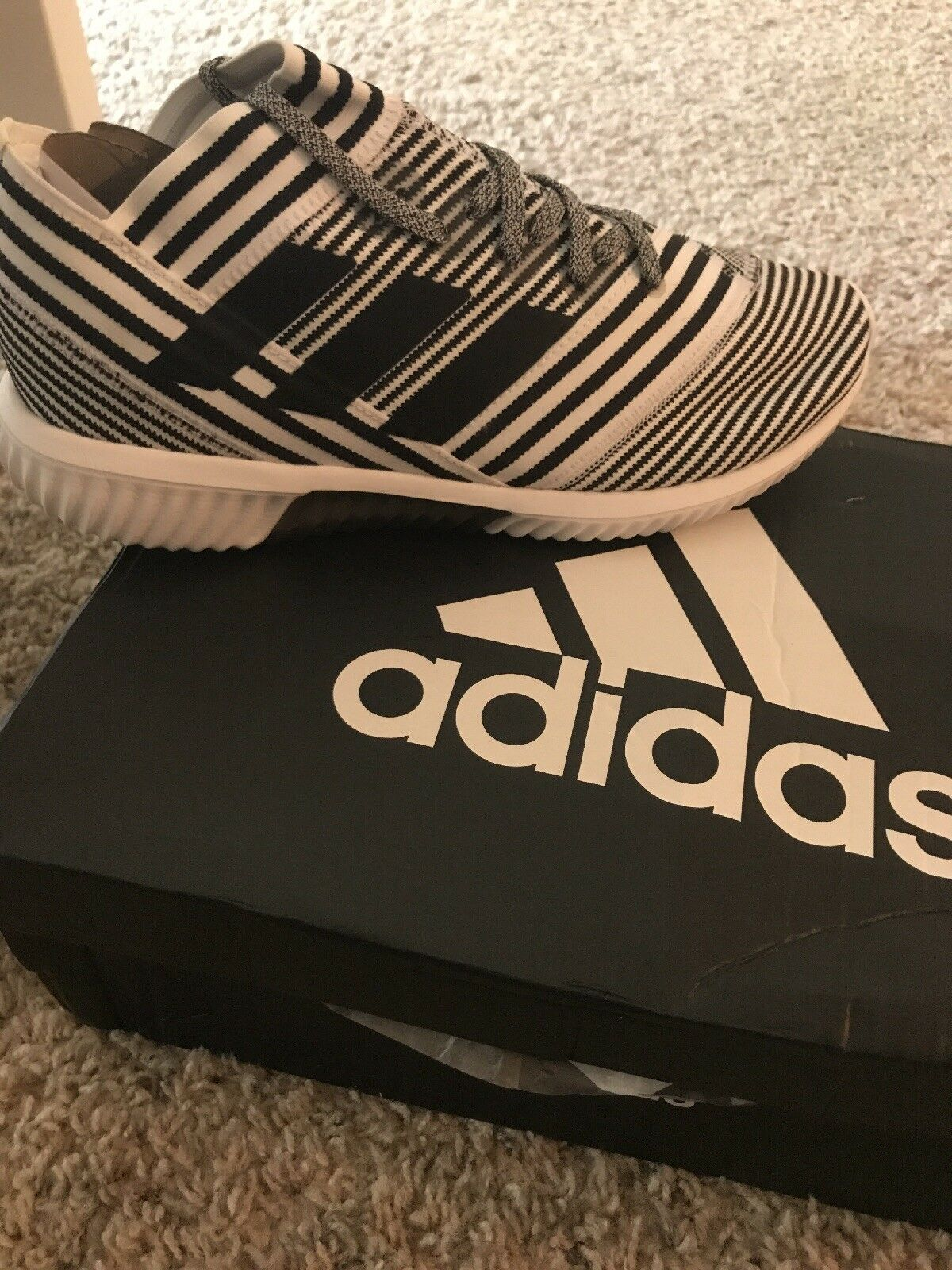 Cheap Nice adidas mens shoes 8.5 on the sale