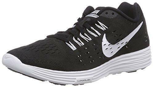 Womens Womens Womens NIKE LUNARTEMPO Black Running Trainers 705462 001 ac21e1