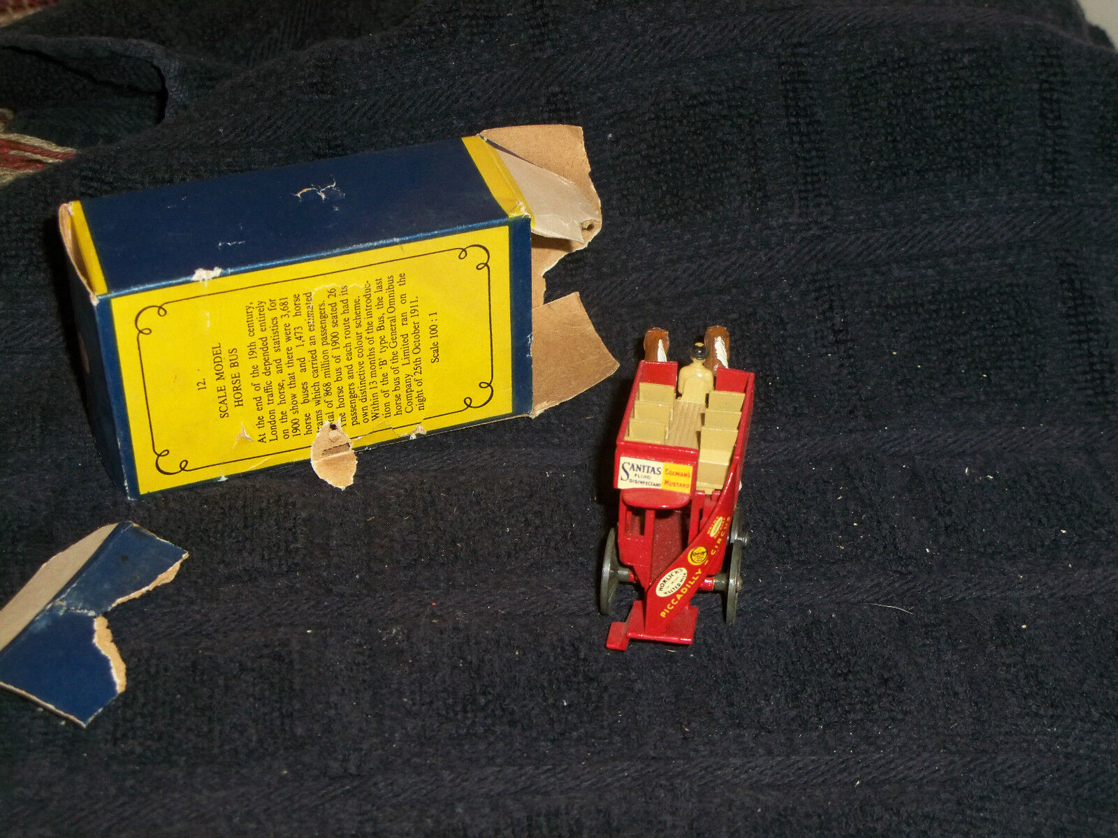 Matchbox Models of Yesteryear Yesteryear Yesteryear No 12 914432