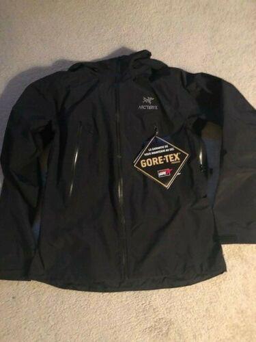 NWT ARC/'TERYX Women/'s Beta LT Hybrid Hooded Jacket GORE-TEX Black Small//Large