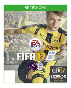FIFA-17-XBOX-ONE-come-nuovo-spedizione-lo-stesso-giorno-tramite-consegna-super-veloce