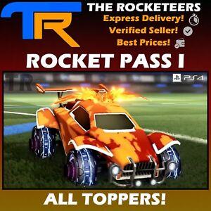 Details about [PS4/PSN] Rocket League Every Topper Rocket Pass 1 Phoenix  Wings Jolt Bangle
