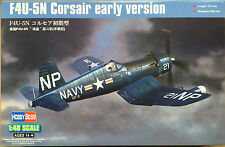 HobbyBoss 80390 F4U-5N Corsair Early Version 1/48 Plastic Kit NIB