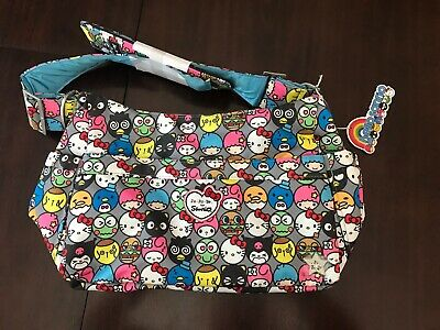 Ju Be X Sanrio O Friends Hobobe Diaper Shoulder Bag New Complete Ebay